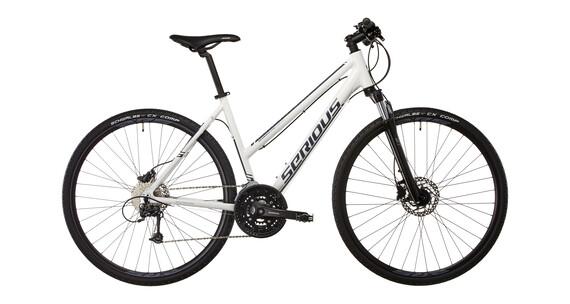 Serious Sonoran Rower crossowy  Kobiety biały